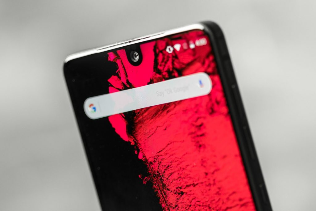 android notch