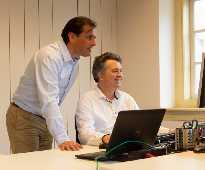 De Co-founders van sping